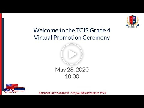 Embedded thumbnail for Grade 4 Promotion Ceremony