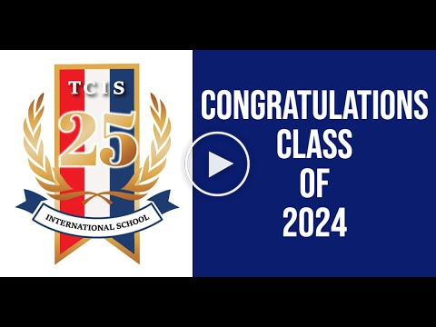 Embedded thumbnail for Class of 2024 Graduation